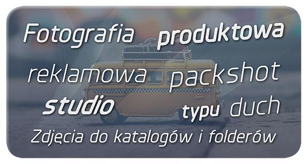 Fotografia produktowa Białystok