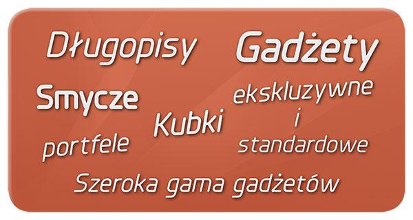 Gadżety reklamowe Białystok