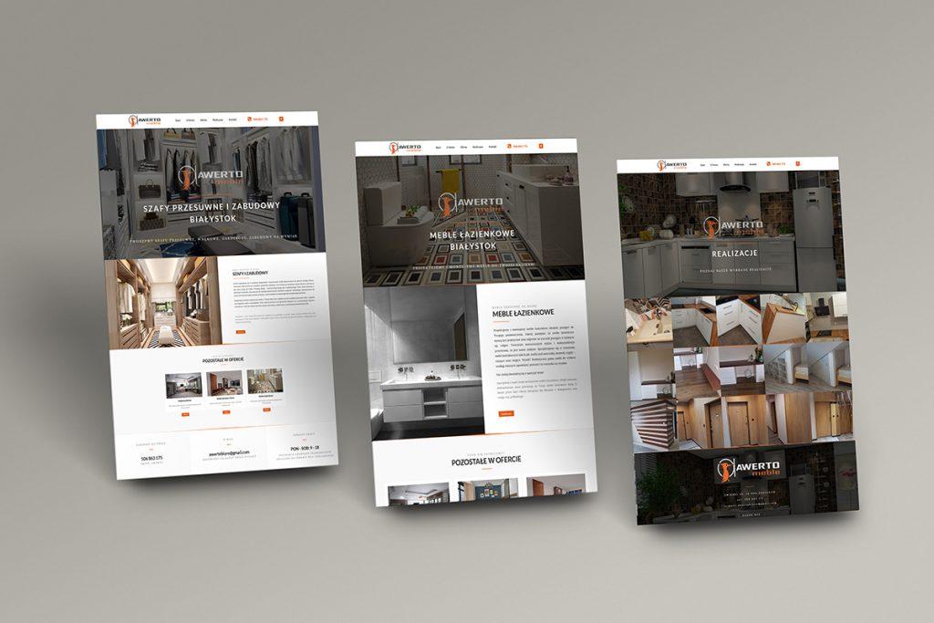 Projektowanie stron www Białystok